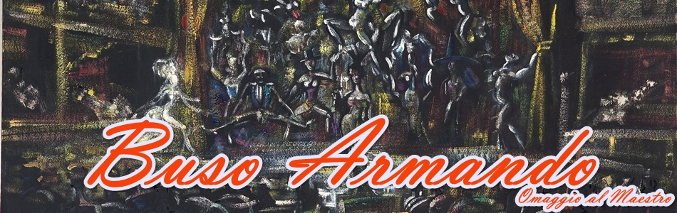Armando Buso (1914- 1975) - Sito Ufficiale